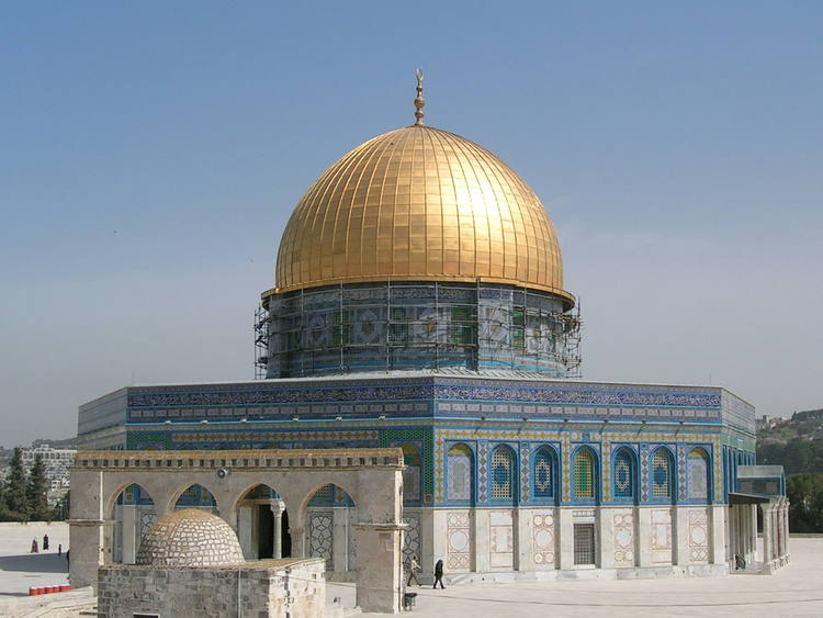 As a holy city for Judaism, Christianity and Islam, Jerusalem