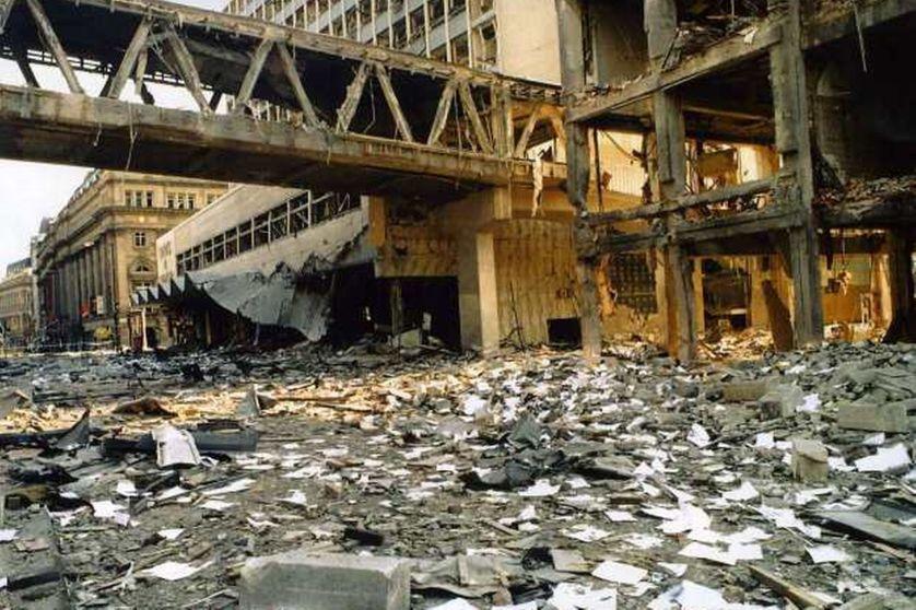 Manchester bombing