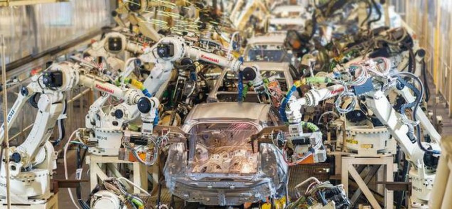 Toyota Camry new factories