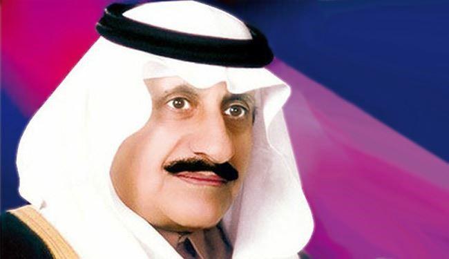 السيرة الذاتية للامير الراحل عبدالله بن عبدالعزيز بن مساعد المرسال