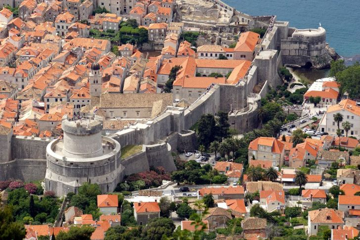 Dubrovnik's City Walls