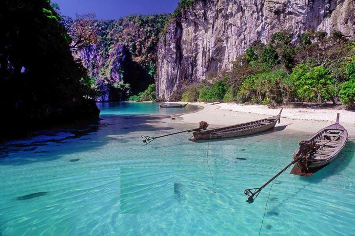 Krabi beaches and islands
