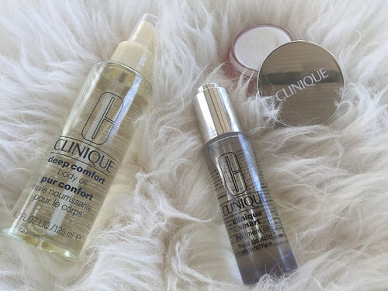 Clinique Deep Comfort Body Oil