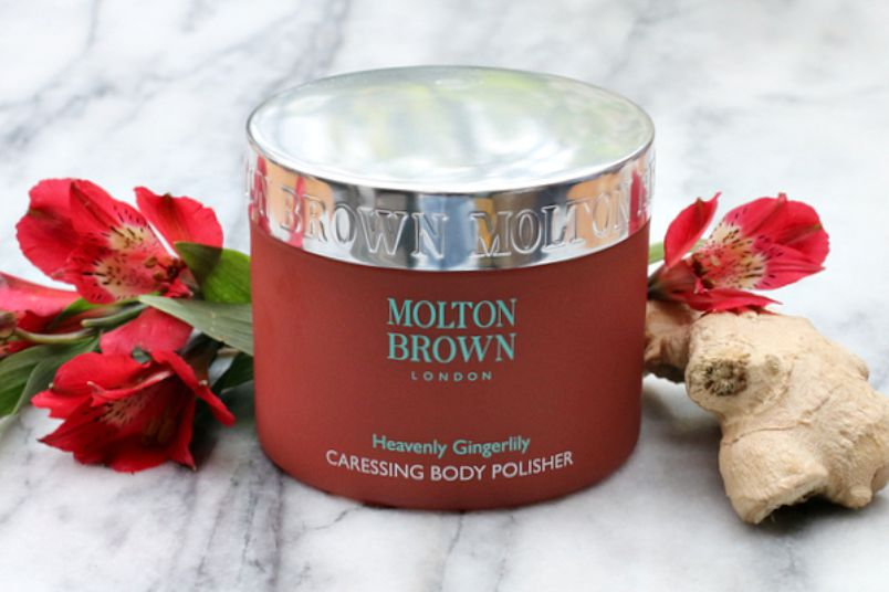 Molton Brown Heavently Gingerlily Caressing Body Polisher