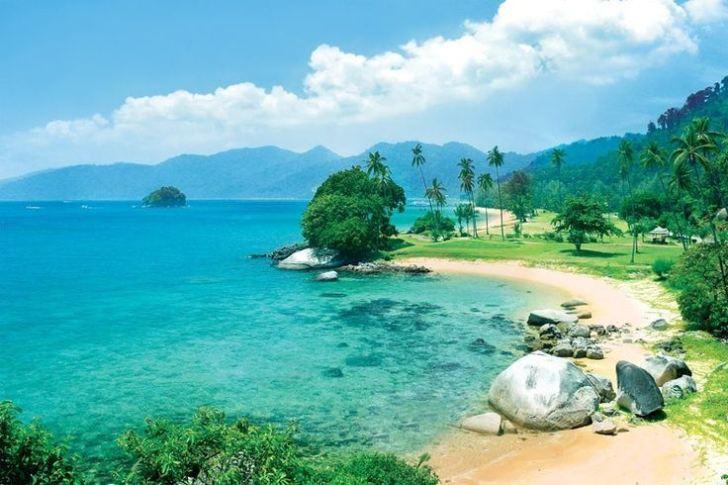 جزيرة كوانتان