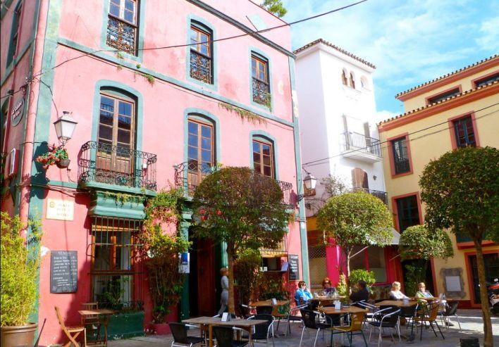 البلدة القديمة في ماربيا ابرز معالم اسبانيا السياحية | المرسال