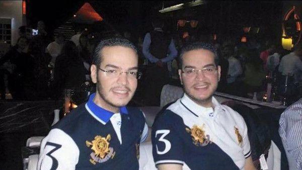 التوأم أحمد ومحمد