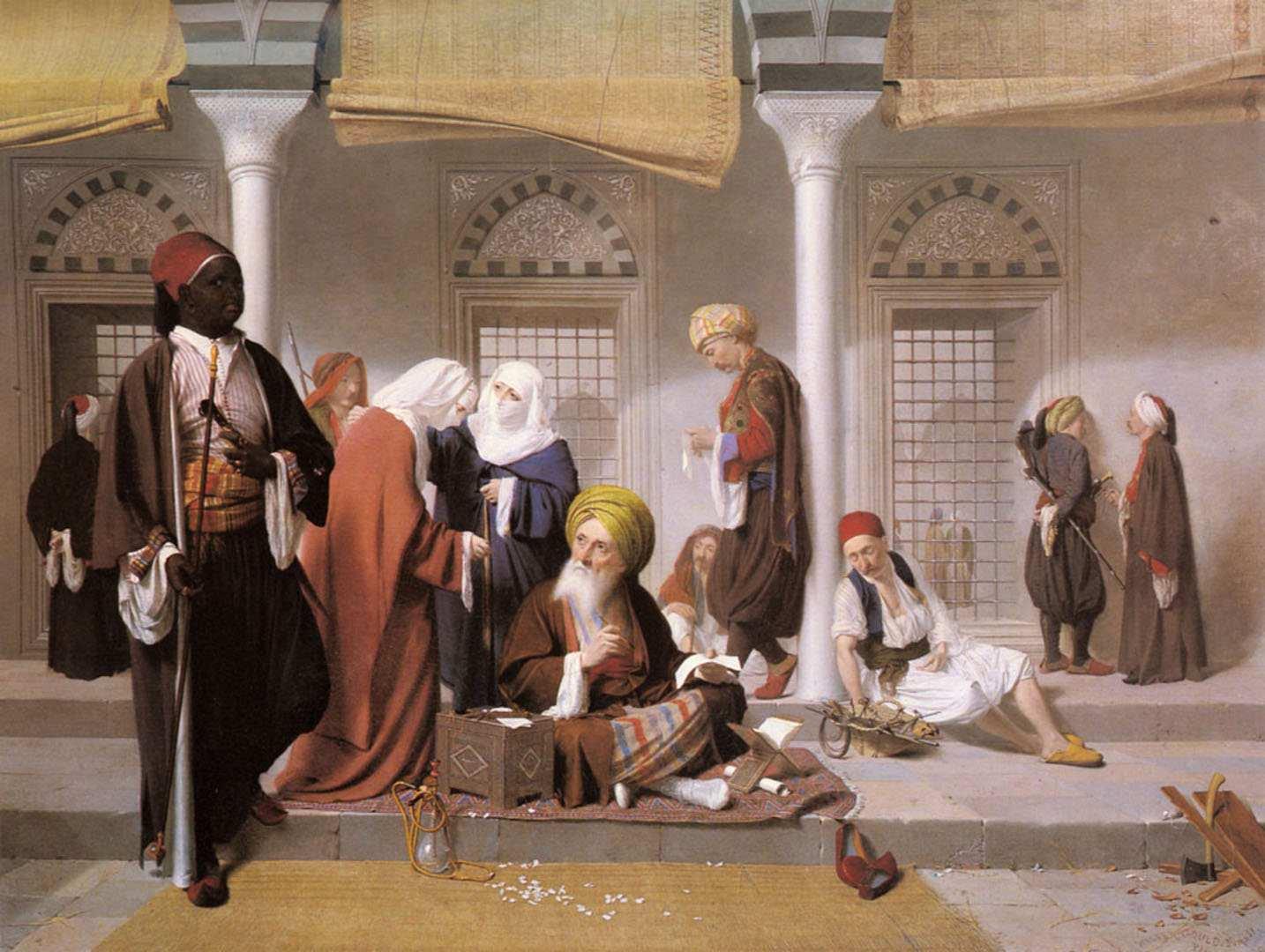 أثار ونتائج الحكم العثماني لمصر المرسال