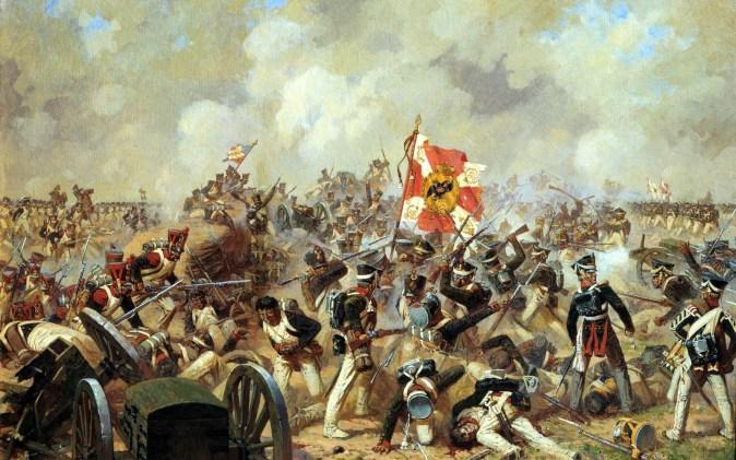 Image result for الحرب الفرنسية الروسية