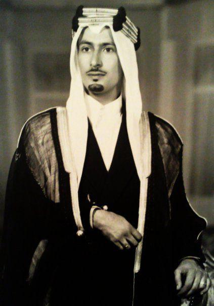 السيرة الذاتية للأمير سعد بن عبدالعزيز آل سعود المرسال