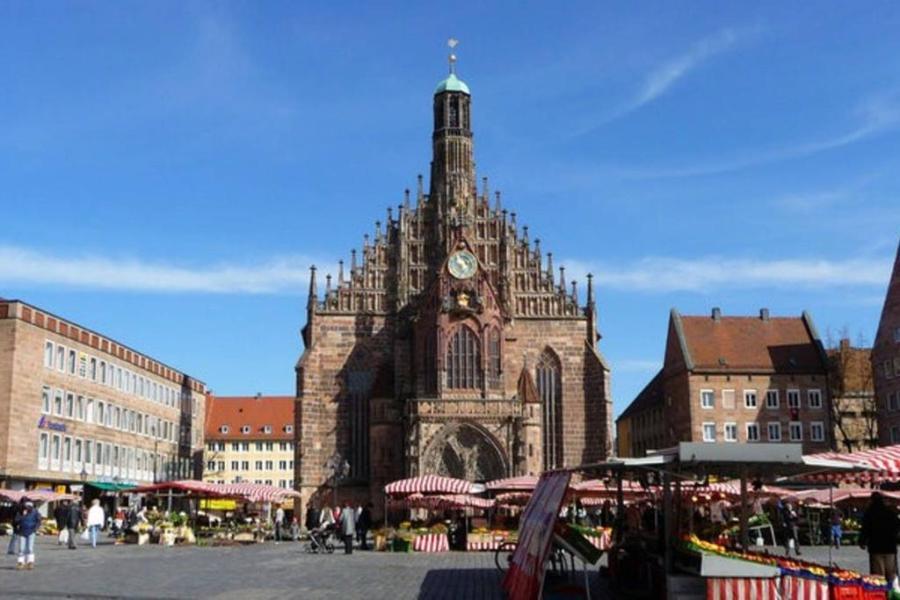 مدينة نورنبيرغ الالمانية بالصور المرسال
