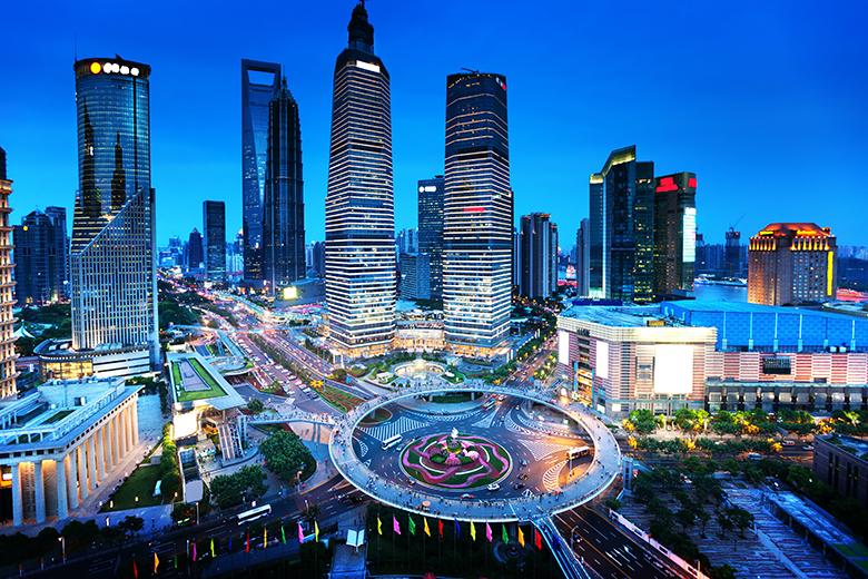 صورة لمدينة شنغهاي