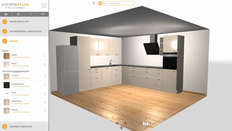 Eurostyle 3d Online Kitchen Planning Tool