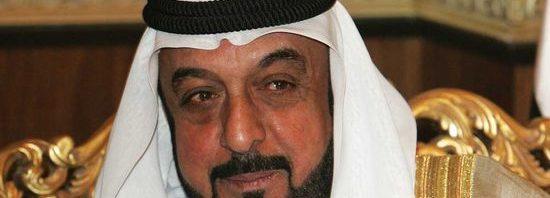 ابناء الشيخ خليفة بن زايد المرسال