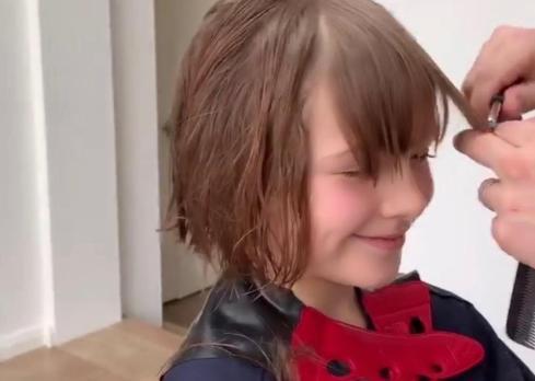 قصات شعر أطفال بنات فكتوريا بالصور