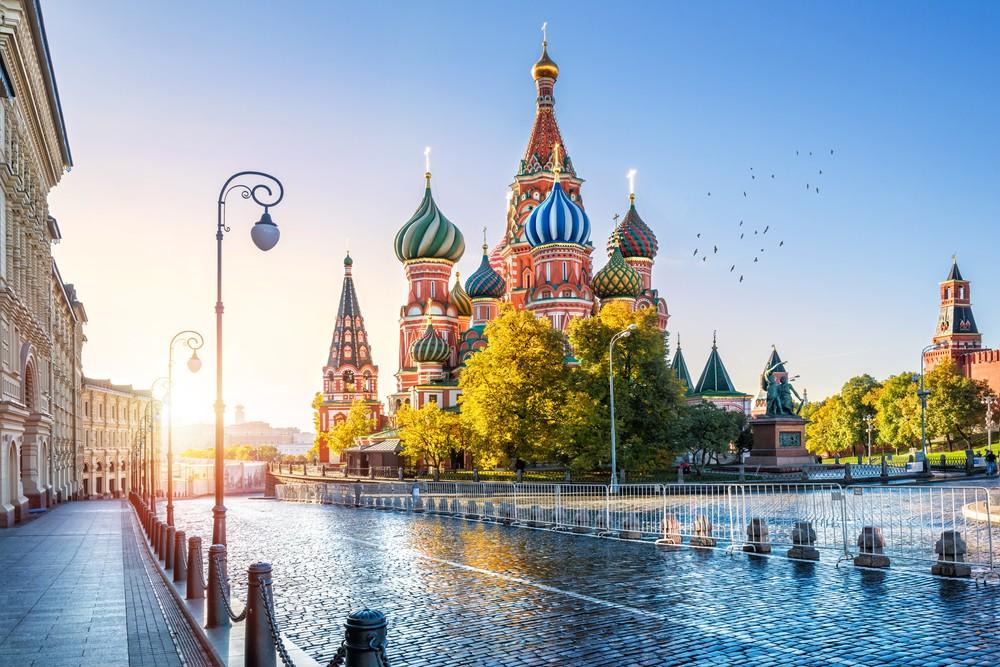 هل روسيا دولة اوروبية ام اسيوية المرسال