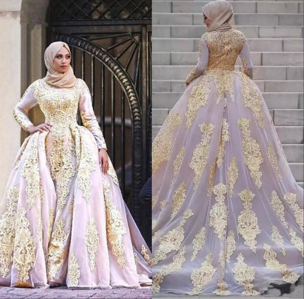 فستان زفاف محجبات - مجلة ست الحسن