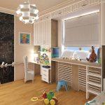 غرفة اطفال حديثة  - مجلة ست الحسن