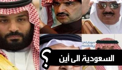 ماذا يحدث في السعودية؟