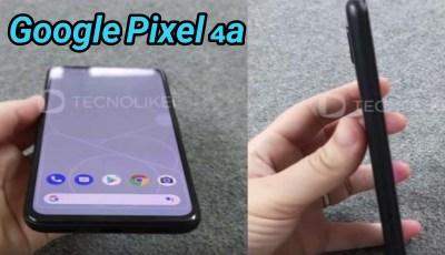 تسريب مراجعة لهاتف Google Pixel 4a المرتقب على اليوتيوب ! مواصفات صادمة !!!