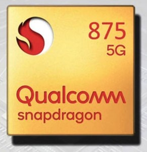 معالج Qualcomms Snapdragon 875