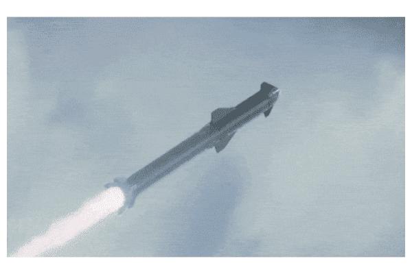 مشروع Starlink للانترنت الفضائي