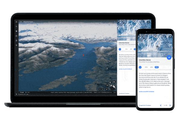 تحديث برنامج Google Earth