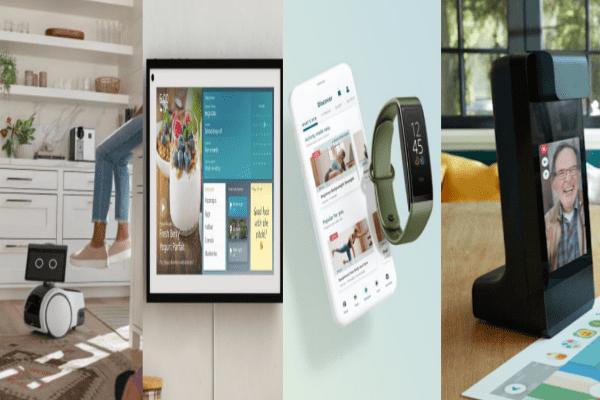 إليك 6 أجهزة أعلنت عنها Amazon