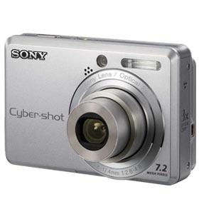 Kamera Sony Cyber-Shot DSC-S730