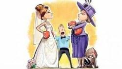 كيفية التعامل مع ام الزوج الخبيثة