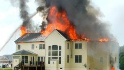 تفسير حلم النار في البيت في المنام