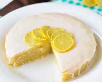 طريقة ومقادير كيكة الليمون بالصوص