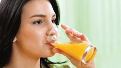 حلم شرب عصير البرتقال في المنام للمتزوجه