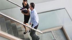 تفسير حلم صعود الدرج مع طليقي في المنام