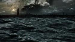 تفسير حلم البحر المظلم في المنام