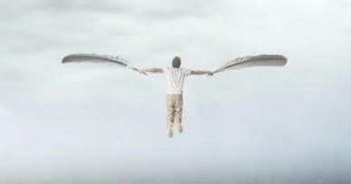 تفسير حلم شخص يطير في الهواء في المنام للرجل