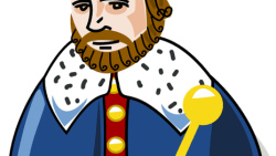 تفسير حلم رؤية الملك أو الحاكم في المنام لابن سيرين