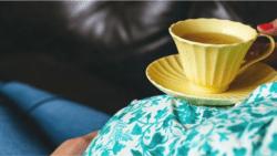 كمية الشاي المسموح بها للحامل