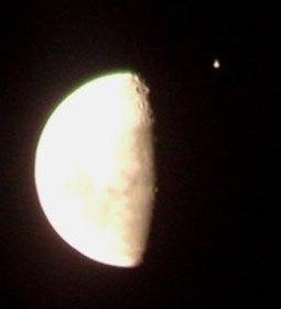 تفسير حلم احتجاب القمر في المنام