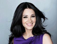 """Photo of ديانا حداد :""""في كل مرة أغيب سأجلب معي عاصفة"""""""