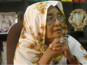 فاطمة عبدالمحمود: لا أستبعد فوزي ودخولي القصر الجمهوري