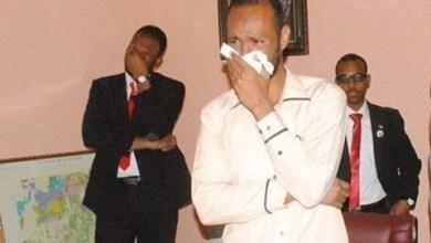 Photo of وزير المعادن يجعل مناسبة اقالته من الوزارة بيت بكاء