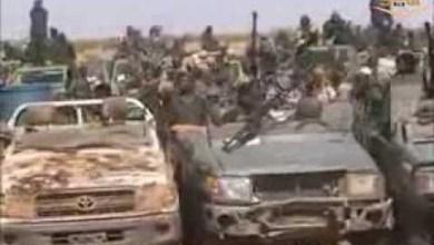 Photo of جزء من غنائم الجيش في عمليات الصيف الحاسم وهزائم مرتزقة الجبهة الثورية