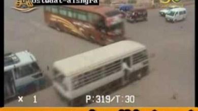 Photo of حوادث مرور مروعة في العاصمة الخرطوم من كاميرات المراقبة
