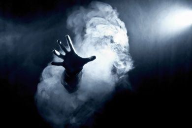 شبح مخلوق - شيطان -