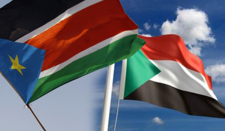 شمال وجنوب السودان
