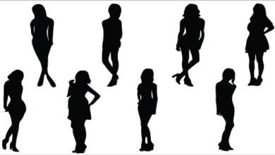 Photo of دراسة تكشف عن شكل جسم المرأة الذي يفضله الرجال