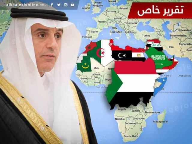 السودان الخليج