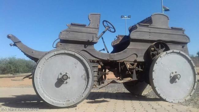 سيارة قديمة1
