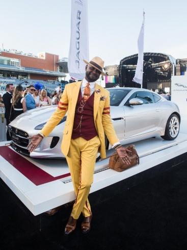 سوداني من موظف أمن بالإمارات إلى الرجل الأكثر أناقة في بطولة كأس دبي
